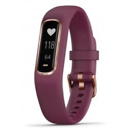 Acquistare Orologio Unisex Garmin Vívosmart 4 010-01995-01 Smartwatch Fitness S/M