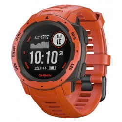 Orologio Uomo Garmin Instinct 010-02064-02 GPS Smartwatch Multisport