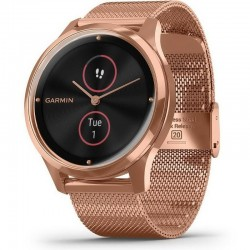 Orologio Unisex Garmin Vívomove Luxe 010-02241-04 Smartwatch Fitness