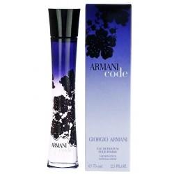 Profumo Donna Giorgio Armani Code Eau de Parfum EDP 75 ml
