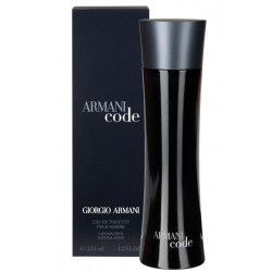 Profumo Uomo Giorgio Armani Code Eau de Toilette EDT Vapo 125 ml