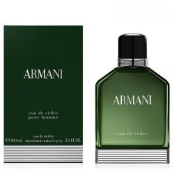 Profumo Uomo Giorgio Armani Eau de Cèdre Pour Homme Eau de Toilette EDT 100 ml