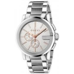 Acquistare Orologio Uomo Gucci G-Chrono XL YA101201 Cronografo Quartz