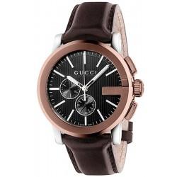 Acquistare Orologio Uomo Gucci G-Chrono XL YA101202 Cronografo Quartz