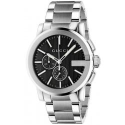 Orologio Uomo Gucci G-Chrono XL YA101204 Cronografo Quartz