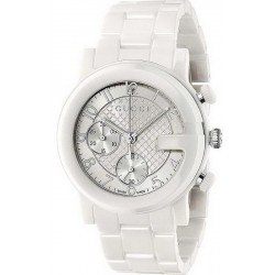 Acquistare Orologio Unisex Gucci G-Chrono YA101353 Ceramica Cronografo Quartz