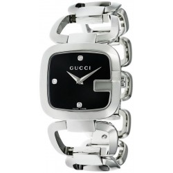 Acquistare Orologio Donna Gucci G-Gucci Medium YA125406 Diamanti Quartz