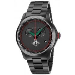 Orologio Uomo Gucci G-Timeless XL YA126269 Cronografo Quartz