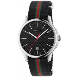 Acquistare Orologio Uomo Gucci G-Timeless Large Slim YA126321 Quartz