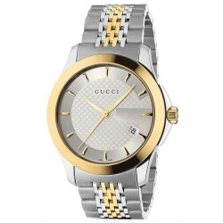 Acquistare Orologio Unisex Gucci G-Timeless Medium YA126409 Quartz