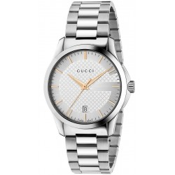 Acquistare Orologio Unisex Gucci G-Timeless Medium YA126442 Quartz