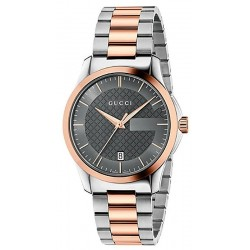 Orologio Unisex Gucci G-Timeless Medium YA126446 Quartz