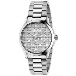 Acquistare Orologio Unisex Gucci G-Timeless Medium YA126459 Quartz
