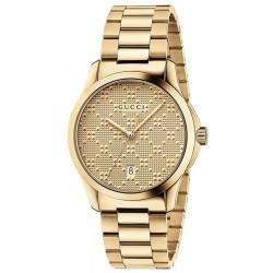 Acquistare Orologio Unisex Gucci G-Timeless Medium YA126461 Quartz