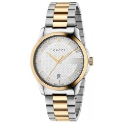 Acquistare Orologio Unisex Gucci G-Timeless Medium YA126474 Quartz