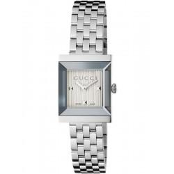 Acquistare Orologio Donna Gucci G-Frame Square Medium YA128402 Quartz