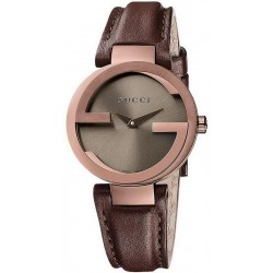 Orologio Donna Gucci Interlocking Large YA133309 Quartz