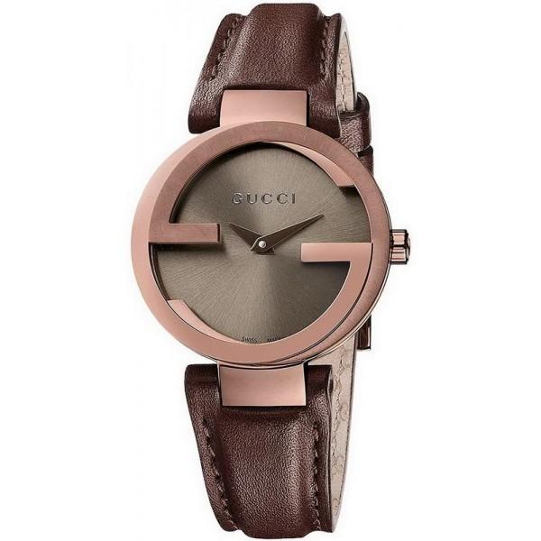 Acquistare Orologio Donna Gucci Interlocking Large YA133309 Quartz