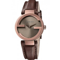 Orologio Donna Gucci Interlocking Small YA133504 Quartz