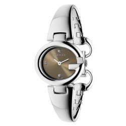 Orologio Donna Gucci Guccissima Small YA134506 Diamanti Quartz