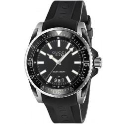Acquistare Orologio Uomo Gucci Dive XL YA136204 Quartz