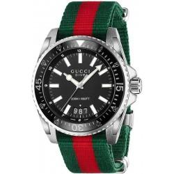 Acquistare Orologio Uomo Gucci Dive XL YA136206 Quartz