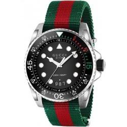 Acquistare Orologio Uomo Gucci Dive XL YA136209 Quartz