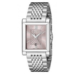 Acquistare Orologio Donna Gucci G-Timeless Rectangular Small YA138502 Quartz
