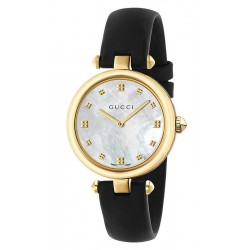 Acquistare Orologio Donna Gucci Diamantissima Medium YA141404 Madreperla