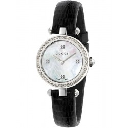 Acquistare Orologio Donna Gucci Diamantissima Small YA141507 Diamanti Madreperla