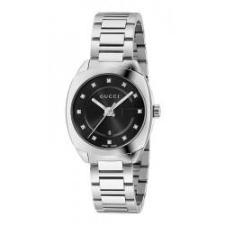 Orologio Donna Gucci GG2570 Small YA142503 Diamanti Quartz