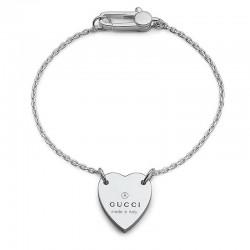 Bracciale Donna Gucci Trademark YBA223513001018 Cuore