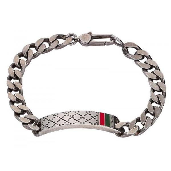 Acquistare Bracciale Uomo Gucci Diamantissima YBA295676001019