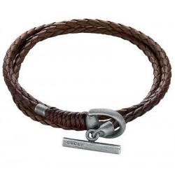 Acquistare Bracciale Uomo Gucci Horsebit YBA338798002018