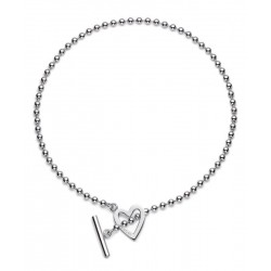 Collana Donna Gucci Toggle Heart YBB184302001 Cuore