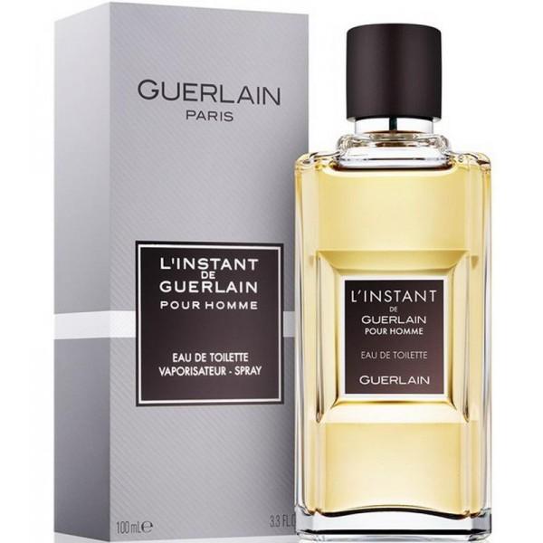 Acquistare Profumo Uomo Guerlain L'Instant de Guerlain Pour Homme Eau de Toilette EDT 100 ml