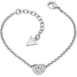 Bracciale Donna Guess Crystals Of Love UBB51413 Cuore