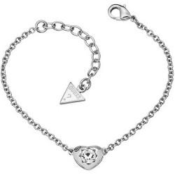 Acquistare Bracciale Donna Guess Crystals of Love UBB51413 Cuore