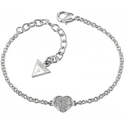 Bracciale Donna Guess Heartshelter UBB71518-S Cuore