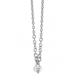 Collana Donna Guess Iconic UBN21577 Cuore