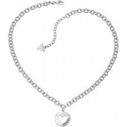 Collana Donna Guess G Girl UBN51430 Cuore