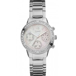Orologio Guess Donna Mini Glam Hype W0546L1 Chrono Look Multifunzione