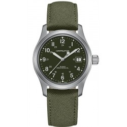 Orologio Uomo Hamilton Khaki Field Mechanical H69419363