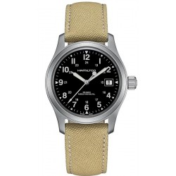 Orologio Uomo Hamilton Khaki Field Mechanical H69419933