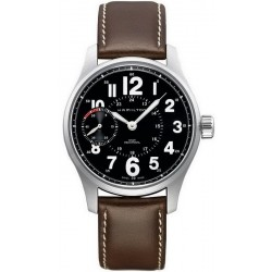 Orologio Uomo Hamilton Khaki Field Officer Mechanical H69619533
