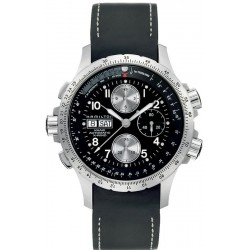 Orologio Uomo Hamilton Khaki Aviation X-Wind Auto Chrono H77616333