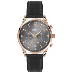 Acquistare Orologio Unisex Henry London Finchley HL39-CS-0122 Cronografo Quartz