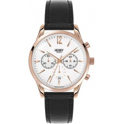 Acquistare Orologio Uomo Henry London Richmond HL39-CS-0036 Cronografo Quartz