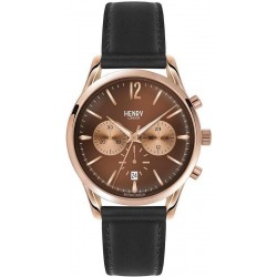Acquistare Orologio Uomo Henry London Harrow HL39-CS-0054 Cronografo Quartz