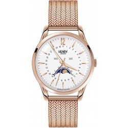 Orologio Unisex Henry London Richmond HL39-LM-0162 Moonphase Quartz